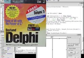 Delphi Admin System